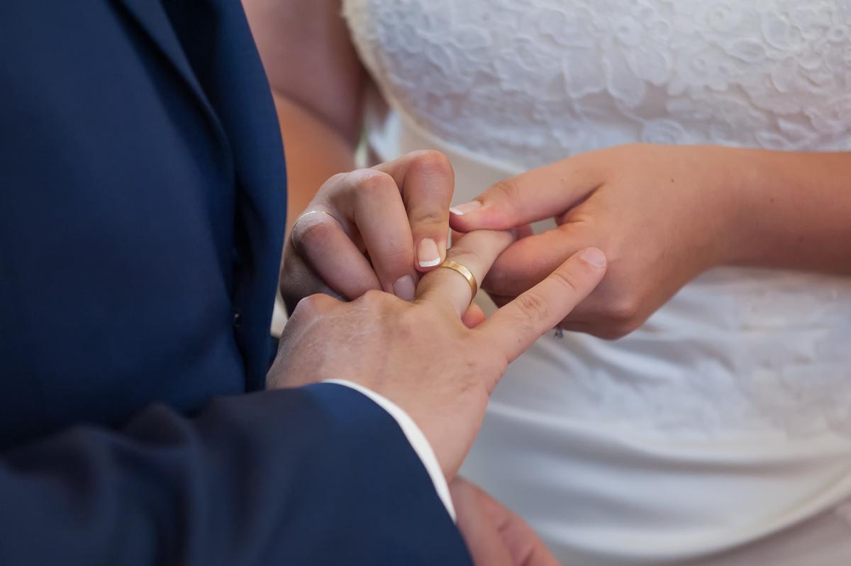 Daniel F. Hochzeit VII